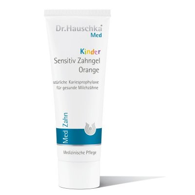 Dr.Hauschka Med Kinder Sensitiv Zahngel Orange 50ml