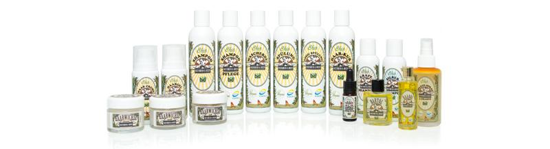 Kastenbein und Bosch - Vegane Chia-Haarpflege