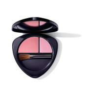 Dr. Hauschka Blush Duo 5,7g 02 dewy peach