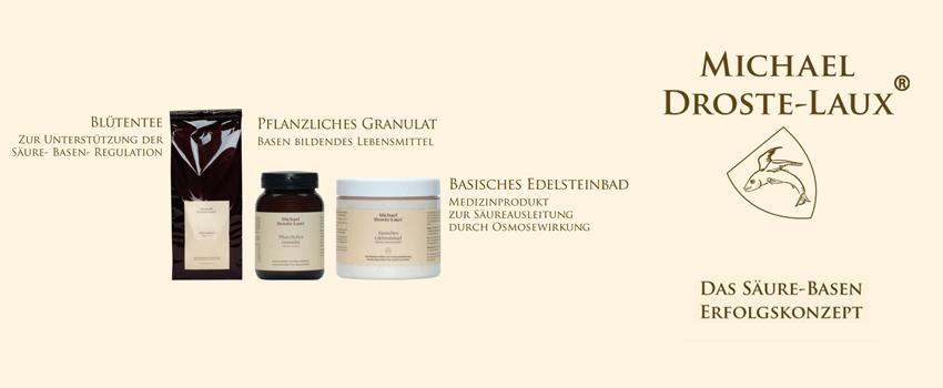 Droste-Laux - Basische Kosmetik und medizinis